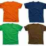 Blank t-shirts 4
