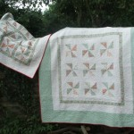 'Me and My Girl' Patchwork Quilt Photo