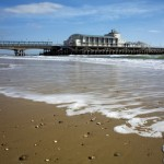 pier in bournemouth   ;dorset