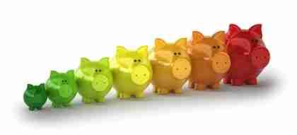 energy-saving pigs