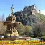 Edinburgh - Ross Fountain