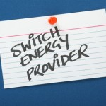 Reminder to switch Energy Provider to save money