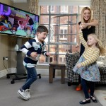 Tess Daly launches LeapTV 2