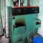 old boiler
