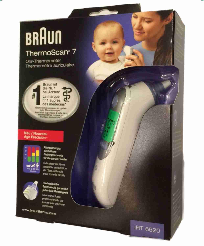 braun thermoscan7