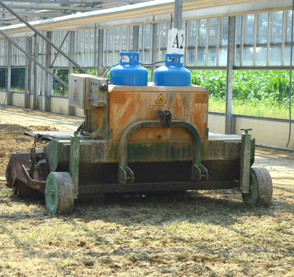 Combining traditional methods with modern machinery makes today's organic farming easier