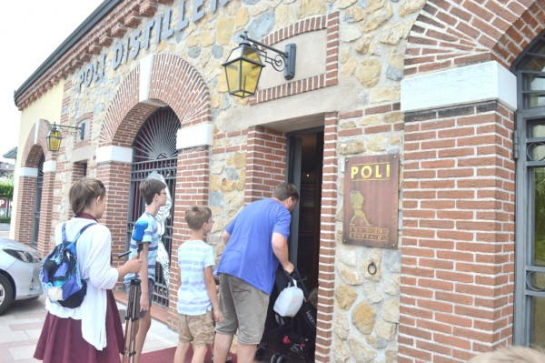 sullivan family at poli