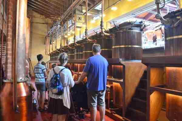 sullivan family at poli distillery
