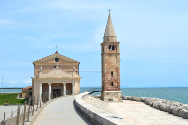 The Shrine of Our Lady of the Angel Caorle
