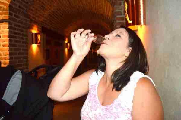 Tania at Poli