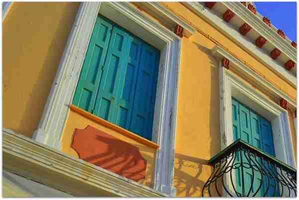 Symi window