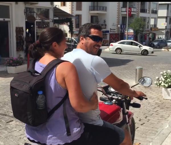 Tania Datca Bike 1