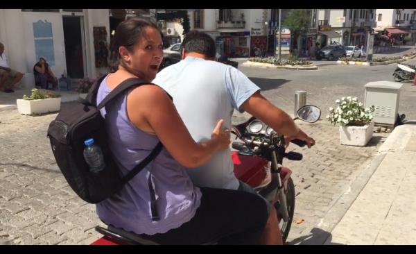Tania Datca Bike 3