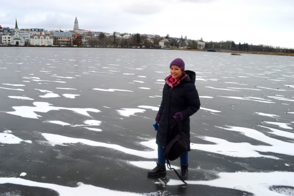 The Tjörnin lake was another favourite