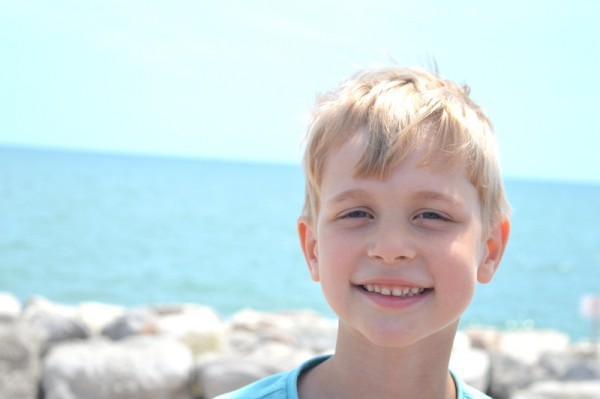 Ollie celebrates his 7th birthday on June 3rd. He shares his birthday on the same date as the first child we sponsored after being told we had miscarried him weeks into the pregnancy.