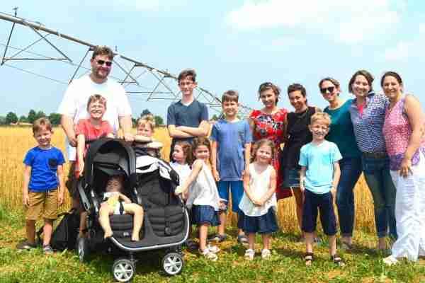 Sullivan Family at Barducas