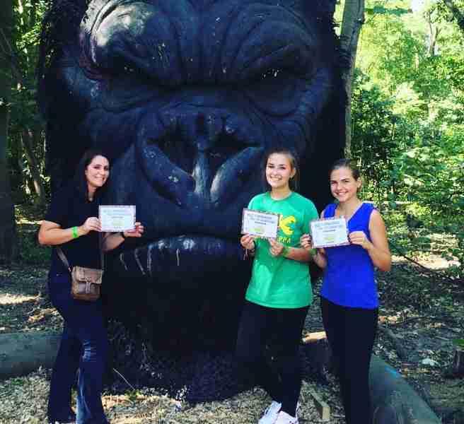 go ape certificates