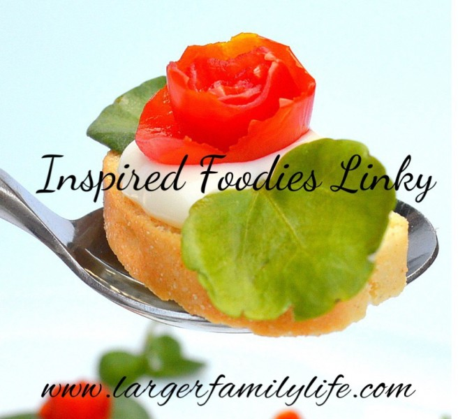 inspired foodies linky