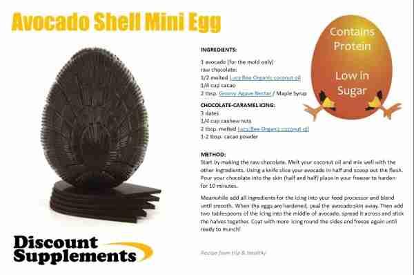 Avocado Shell Mini Eggs