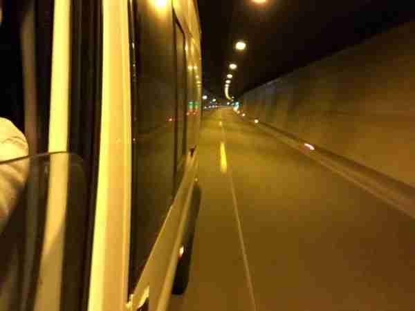 austria tunnels