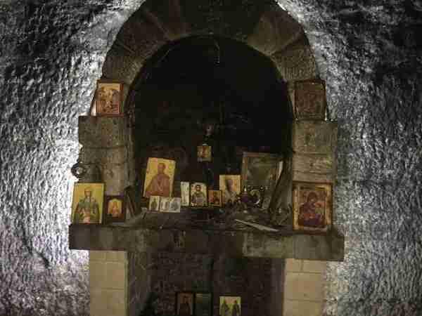 st pauls cave church prayer room