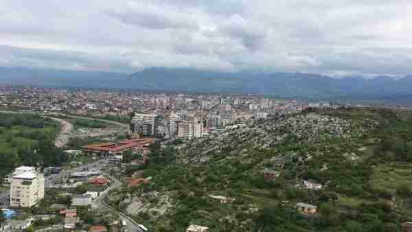 rozafa castle view 2
