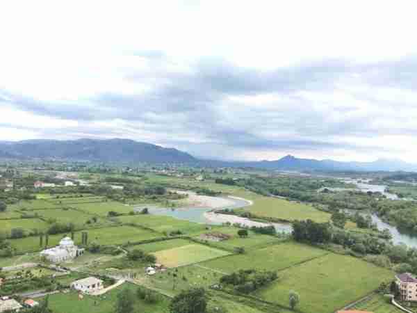 rozafa castle views