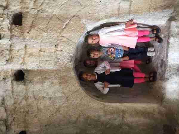 rozafa castle youngest children guarding castle
