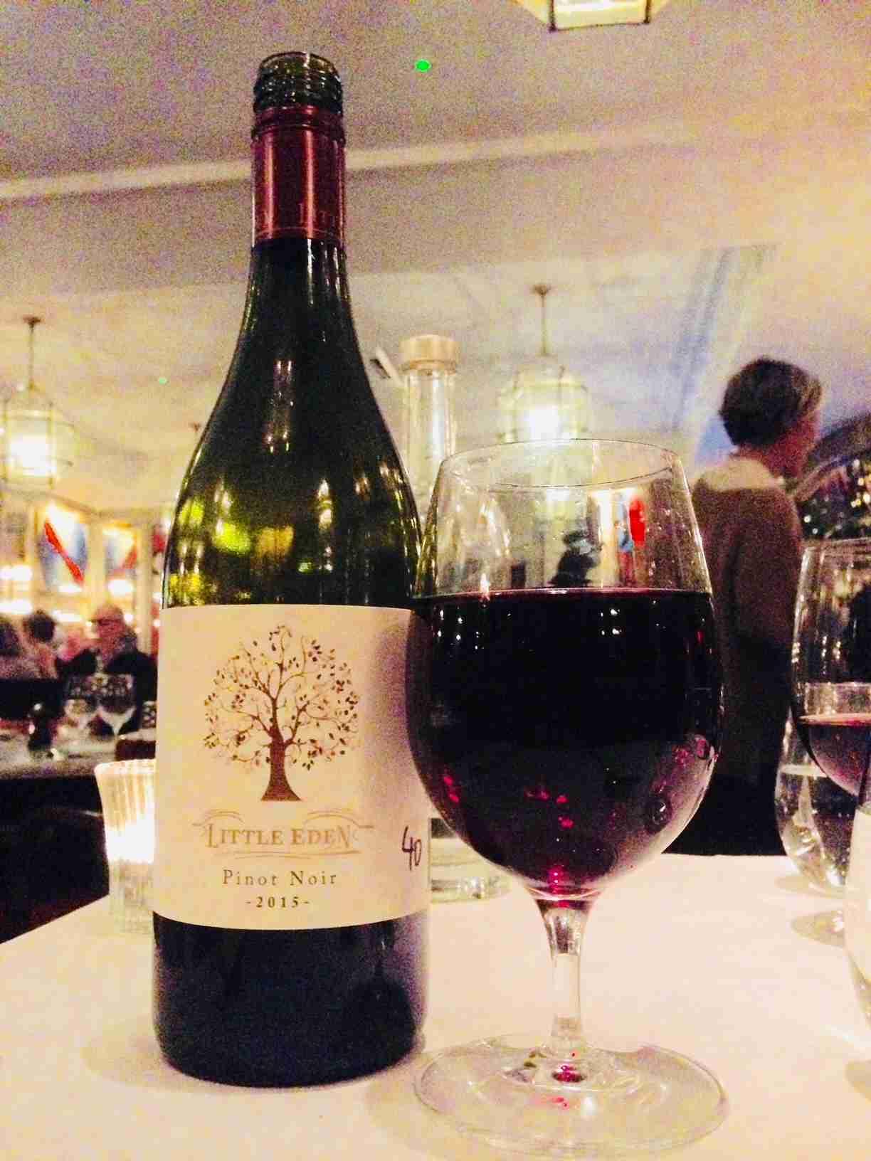 the ivy wine