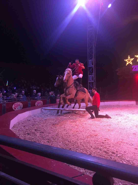 Zippos Circus Khadikov Riders