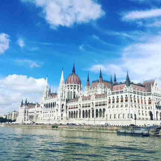 Budapest May 2018